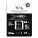 Peter Hadley 64GB SDXC-card Professioneel HighSpeed Class10 UHS-1 U3