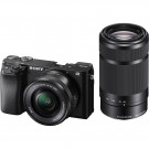 Sony ILCE6100YB + SELP1650 + SEL55210