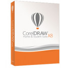 Posa CORELDRAW Home & Student X8 1 Gebruiker (PC/Windows)