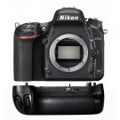 Nikon D750 body + MB-D16 Grip