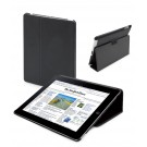 muvit new iPad Fold Hard Stand Case Black