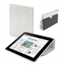 muvit new iPad Fold Hard Stand Case White