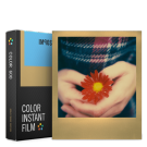 Impossible Color Film / Gold Frame voor Polaroid 600