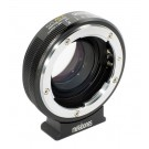 Metabones Adapter Nikon G aan MFT Speed Booster ULTRA 0,71x