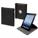 Muvit iPad3  Snow Swivel Rotative Case Black