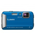 Panasonic LUMIX DMC-FT30 blauw