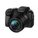 Panasonic Lumix DMC-G7 + Lumix G Vario 14-140mm F3.5-5.6 ASPH. Power OIS zwart