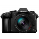 Panasonic DMC-G80 + Lumix G Vario 14-140mm F3.5-5.6 ASPH. Power OIS zwart