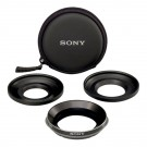 Sony VCLHGE08B High grade wide conversion lens (x0.8) f