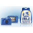 Nikon Coolpix W100 Blauw Backpack kit