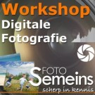 Workshop Digitale fotografie zaterdag 22 september 2018 = Vol