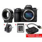 Nikon Z 6 + FTZ Mount Adapter + Premium kit
