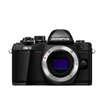 Olympus OM-D E-M10 Mark II Body zwart
